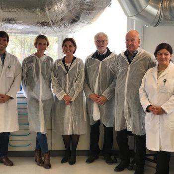 Apotherekammer des Bundeslandes Bremen unterstützt QSI und Diapharm beim Zusammenschluss und fördert den Austausch zu pharmazeutischen Analysen