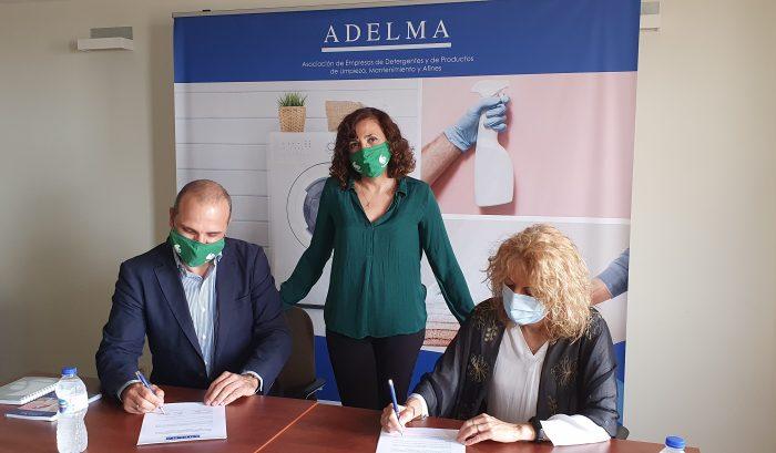 Laboratorio Control, laboratorio altamente especializado en el análisis de Biocidas, renueva el acuerdo con ADEMLA.